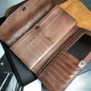 Genuine Leather Wallet Like new